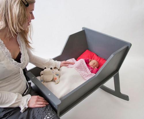 Необычные кроватки для новорожденных