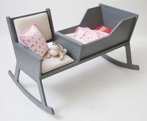 кроватка качалка5