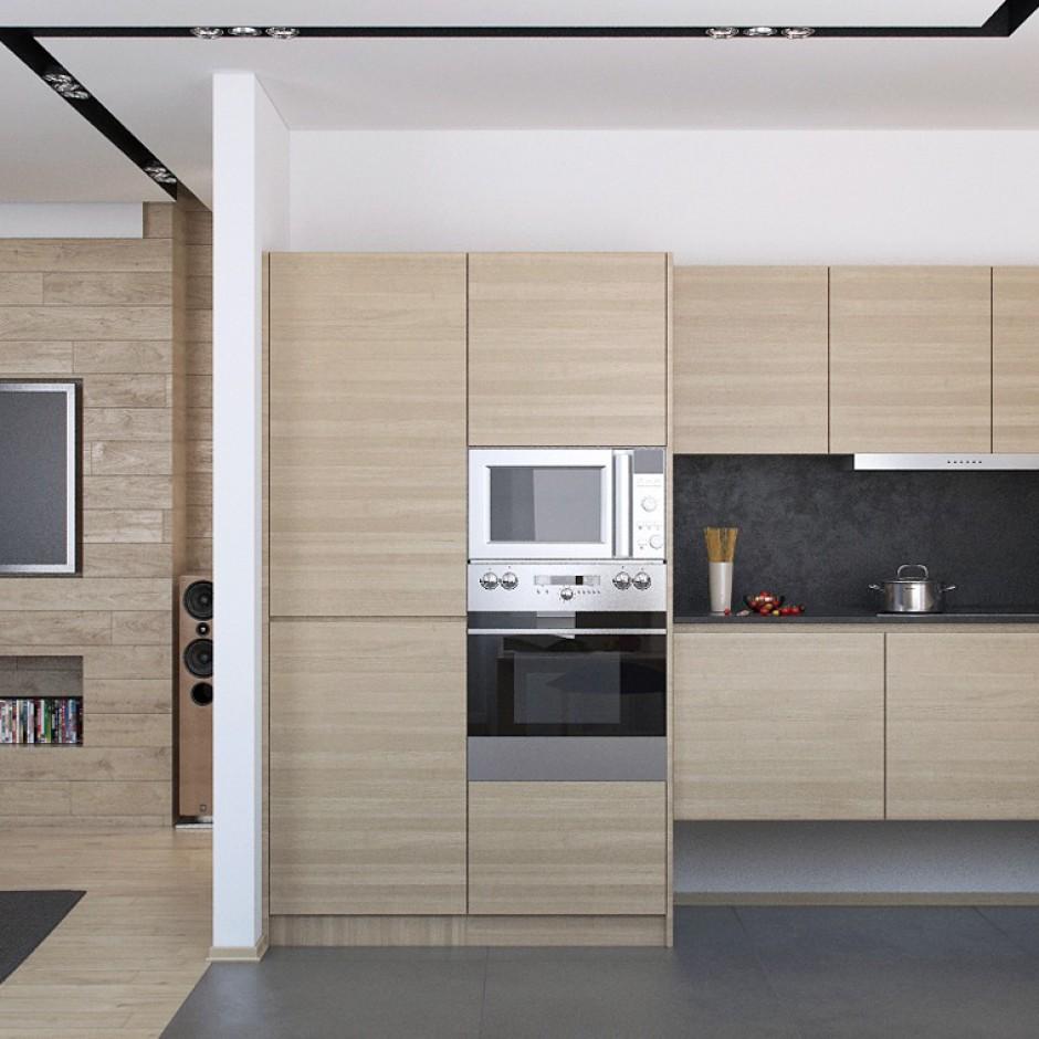 дизайн кухни вариант 11