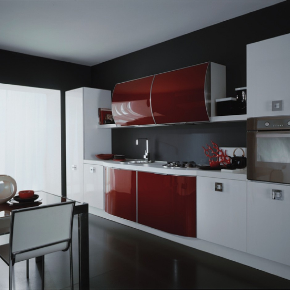 дизайн кухни вариант 13