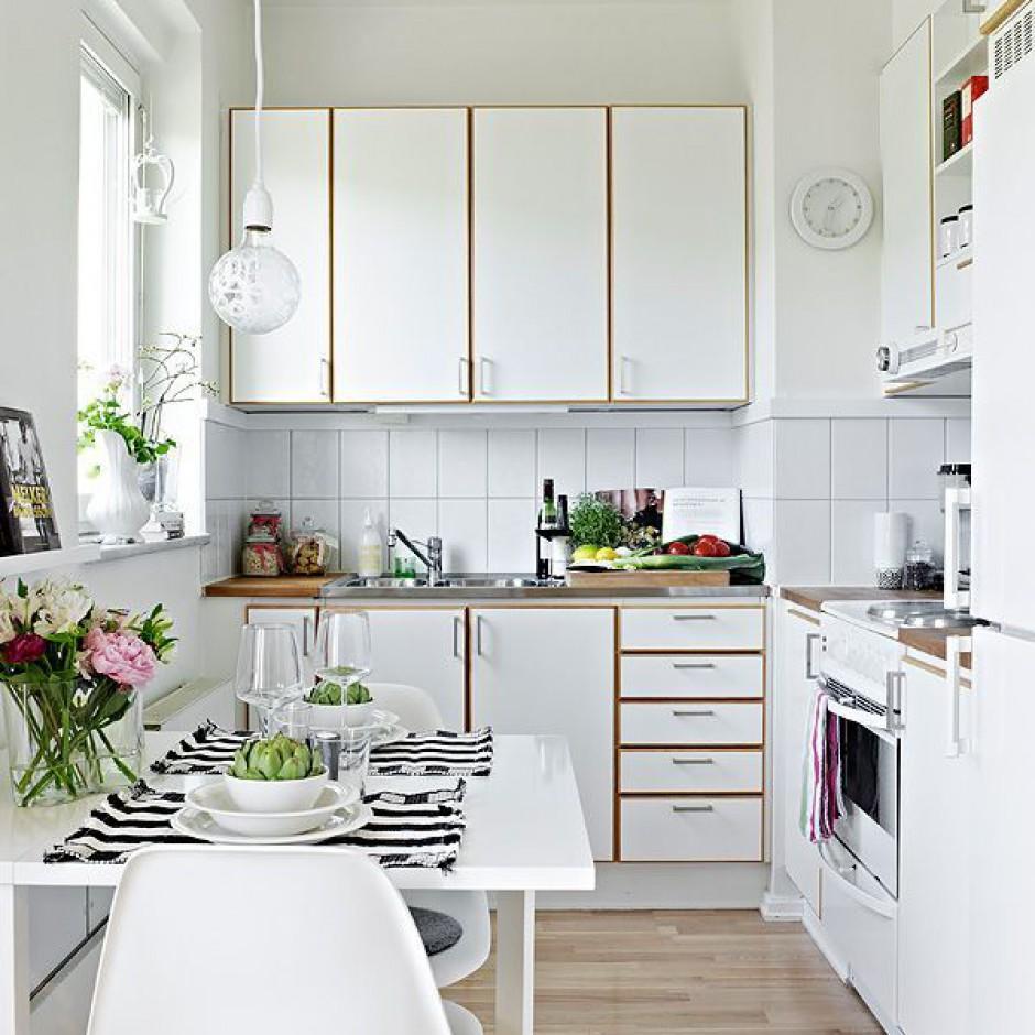 дизайн кухни вариант 8