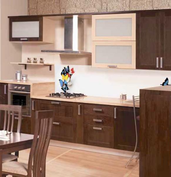кухня с фартуком.54