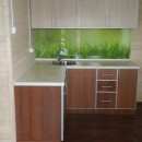 кухня фасады с алюминиевой кромкой 2