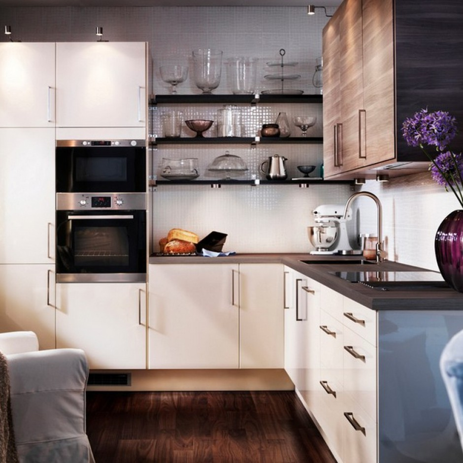 дизайн кухни вариант 6