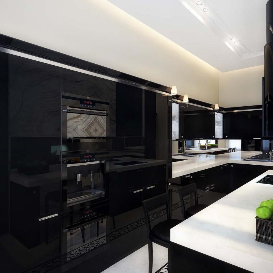 дизайн кухни вариант 7