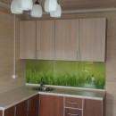 кухня фасады с алюминиевой кромкой1