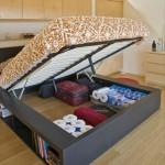 Кровати, как место для хранение вещей.
