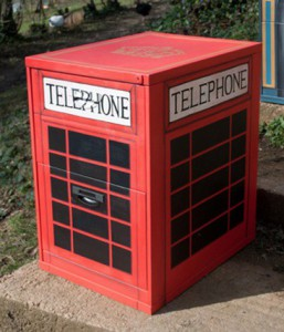 "тумба ""Telephon Box"""