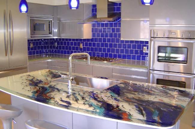 несмотря вынужденное стеклянные столешницы для кухни фото система это сложная