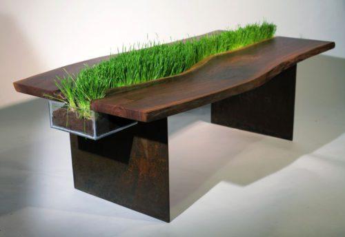 стол с травой.1