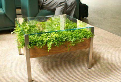 стол с травой.5