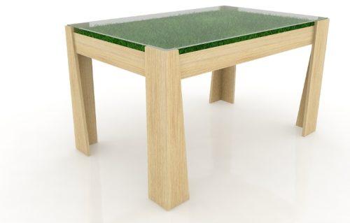 стол с травой.6