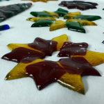Елочные украшения из стекла (часть 1)